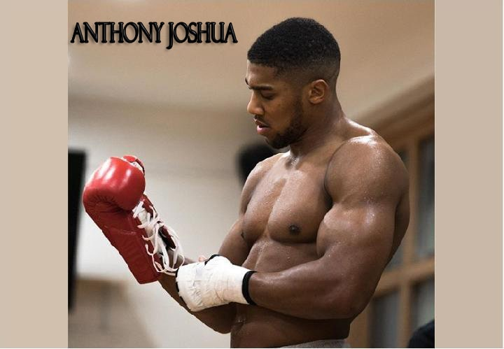 Fakta Biografi Anthony Joshua